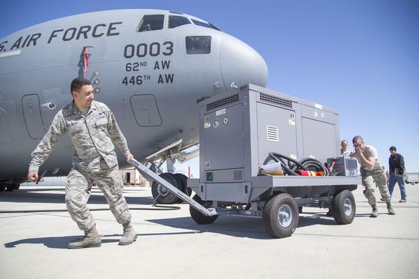 Military Generator