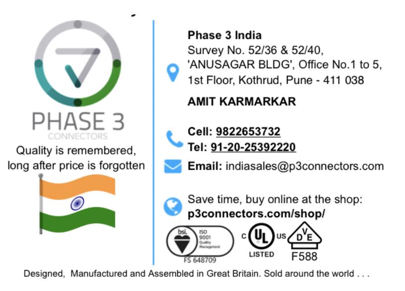 Phase 3 India Signature