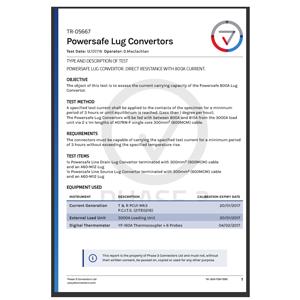 TR-05667 - Lug Convertors