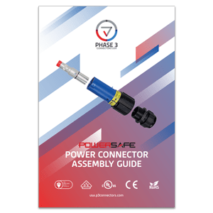 Powersafe Power Connectors Assembly Guide